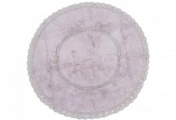 CATHY Purple (фиолетовый) Коврик для ванной