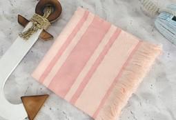 DERIN Somon (св.розовый) полотенце пляжное