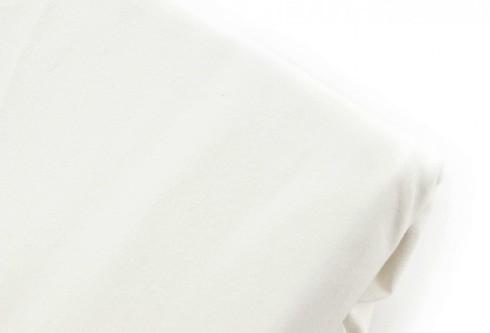 Простынь на резинке микрофибра белая (Z)