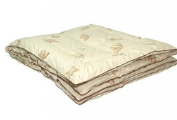 Одеяла шерсть стеганые